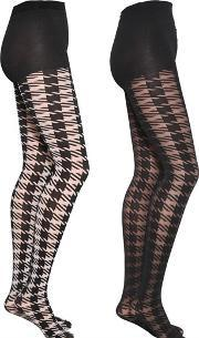 Emilio Cavallini , Set Of Three Tights