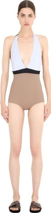 Frida Querida , Audrey Reversible One Piece Swimsuit