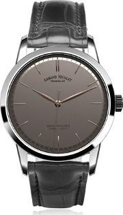 Armand Nicolet , L10 Watch With Alligator Band