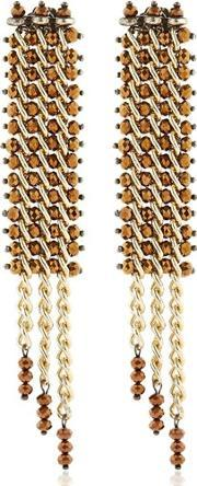 Lucia Odescalchi , Chapter Two Chain Earrings