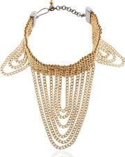 Lucia Odescalchi , Chapter Two Looped Chain Choker