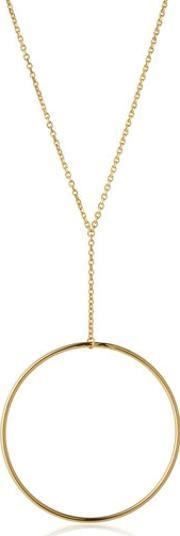 Maria Black Jewellery , Norma Maxi Gold Plated Necklace