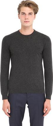 Incotex , Crew Neck Cashmere Sweater