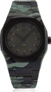 D1 Milano , Camo Collection Ca 01 Watch