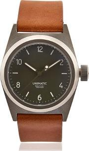 Unimatic , Modello Due U2 Ag Watch