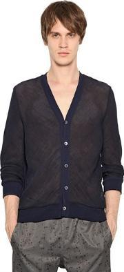 08 Sircus , Cotton Open Weave Cardigan