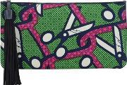 Atelier Vlisco , Limited Edition Morphic Clutch