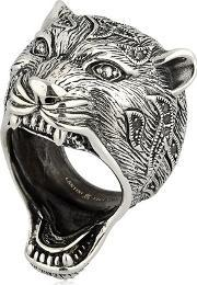 Cantini Mc Firenze , Puma Sterling Silver Ring