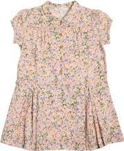 Caramel Baby And Child , Floral Printed Viscose Muslin Dress