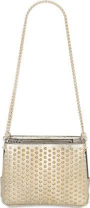 Christian Louboutin , Small Triloubi Leather Shoulder Bag