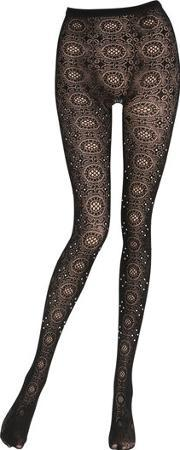 Emilio Cavallini , Lace Effect Tights