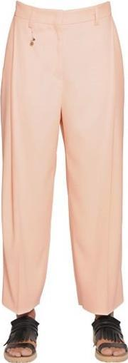 Incotex , Erinda Techno Viscose Cady Trousers