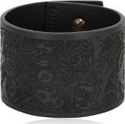 Lisa Vanbach , Chronos Leather Bracelet