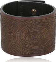 Lisa Vanbach , Digital Leather Bracelet