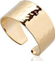 Magdalena Frackowiak Jewelry , Small Hammered Gold Ring