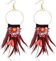 Matthew Williamson , Tribal Earrings