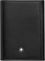 Montblanc , Bch Trifold Leather Wallet