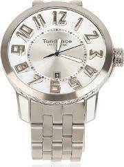 Tendence , Swiss Made Stainless Steel Watch