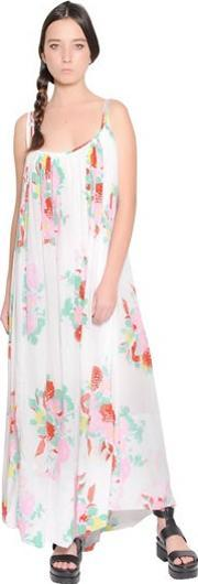 Yvonne S , Floral Print Light Cotton Dress