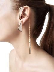 Sylvio Giardina , Collezione Three 3 Shape Earrings