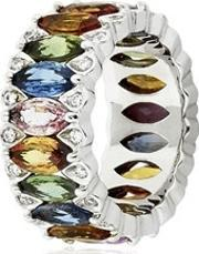 Niquesa , Amore Rainbow Sapphires Ring