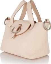 Meli Melo , Rose Thela Mini Shoulder Bag Sherbet Nude