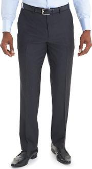 Stg Exclusive , Savoy Taylors Guild Exclusive Regular Fit Charcoal Mix And Match Trousers