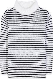 Atm Anthony Thomas Melillo , Striped Wool Sweater