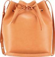 Mansur Gavriel , Bucket Leather Crossbody Bag