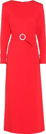 Alessandra Rich , Belted Dress