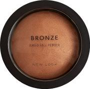 New Look , Bronze Baked Face Powder