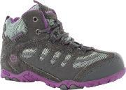 Hitec , Hi Tec Junior Penrith Mid Waterproof Boot