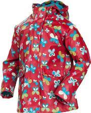 Target Dry , Kids Flutterby Waterproof Coat