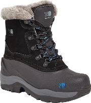 Karrimor , Suede Snow Kids Weathertite Boots