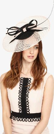 Phase Eight , Evelyn Disc Fascinator