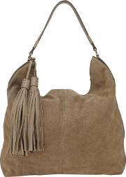 Phase Eight , Harper Suede Hobo Bag
