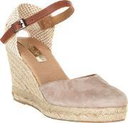Phase Eight , Tamzin Suede Espadrille