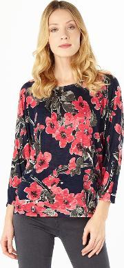 Phase Eight , Willow Print Top