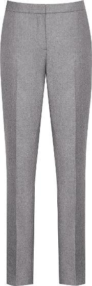 Reiss , Sammy Trouser Womens Tailored Trousers In Grey