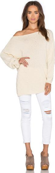 Callahan , Off The Shoulder Sweater