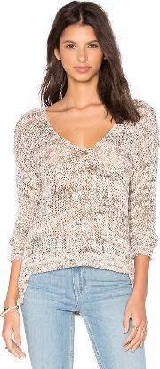 Soh , Kate Open Knit Slouchy Pullover