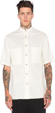 Wil Fry , Short Sleeve Utility Shirt