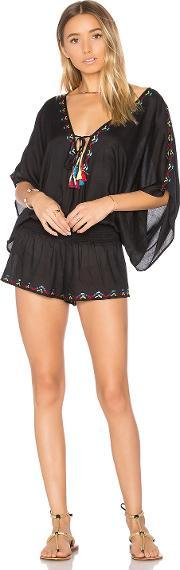 Ale By Alessandra , Embroidered Romper