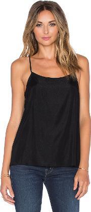 Assembly Label , Scoop Neck Cami