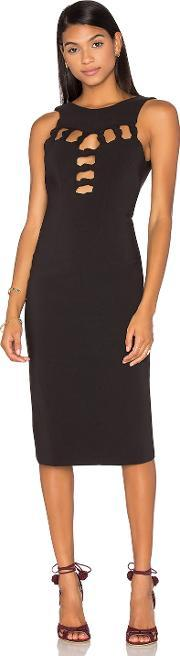 By Johnny , Open Knot Front Dress