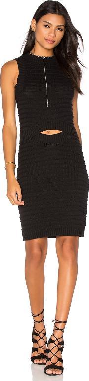 Callahan , Cut Out Midi Dress
