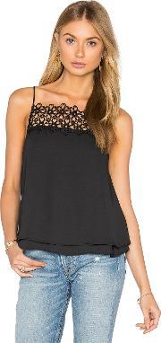 Eight Sixty , Lace Detail Tank