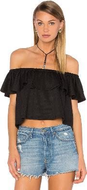 Eight Sixty , Off The Shoulder Crop Top