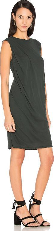 James Perse , Tucked Shift Dress