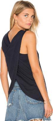 James Perse , Wrap Back Tank